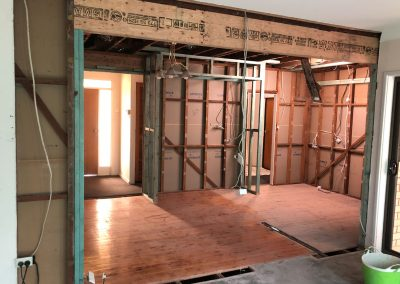 A Small Internal Renovation