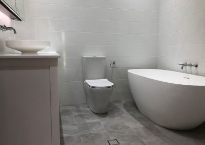 A Luxurious Bathroom Renovation