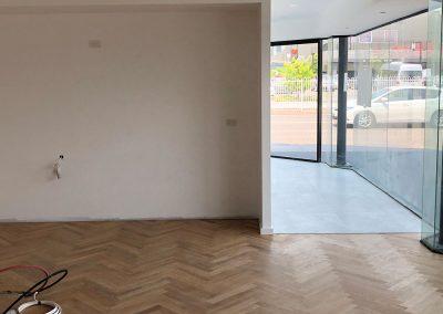A Modern Showroom